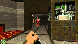 DooM 2 The Darkening E2 - MAP04 Vindication - Ultra Violence