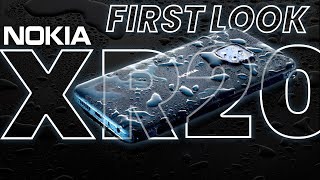 Nokia XR20 First Look | Nokia New Smartphone Nokia XR20 Specs, Launch Date & Price in India Reveal