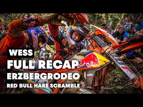 Erzbergrodeo Red Bull Hare Scramble Full Recap | WESS 2019