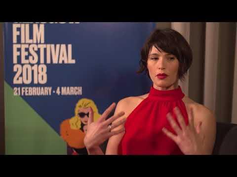 GFF18: Gemma Arterton on Glasgow Film Festival