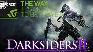 Darksiders 2 PC GAMEPLAY GTX 660 2715 X 1527 P