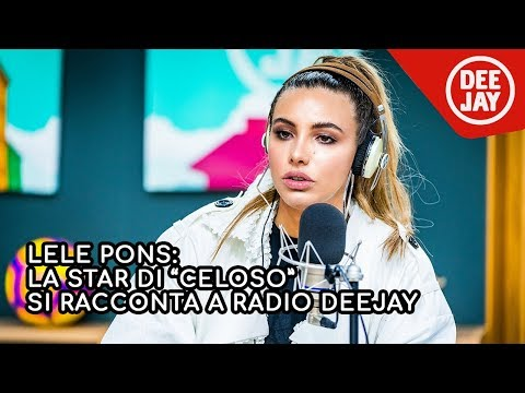 La youtuber e cantante Lele Pons si racconta a DJCI: dal rapimento in Venezuela a 'Celoso'