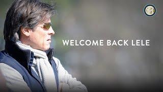 WELCOME BACK LELE! | INTER 2019/20 🖤💙