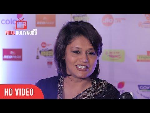 Pallavi Joshi At Mirchi Music Marathi Awards 2017 | Viralbollywood