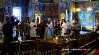 Венчание в Троицком соборе