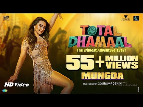 Mungda Hit Song with Lyrics Jyotica Tangri, Shaan, Subhro Ganguly, Total Dhamaal