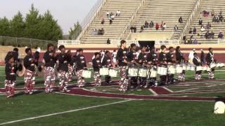 2014 AAMU S.T.I.X. vs Huntsville Drumline
