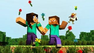 Пародія Minecraft пісня Op eroina.