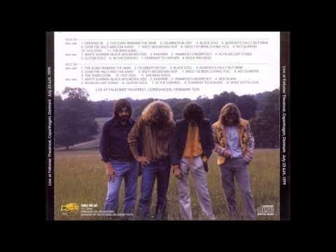 Led Zeppelin: Copenhagen 1979
