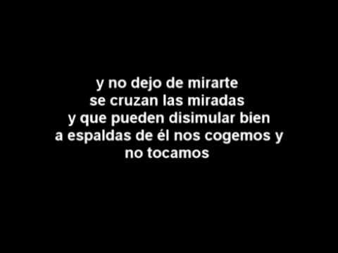 Nicky Jam-Juegos prohibidos(la letra by Mario I)