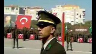 TÜRK Askeri Yemin Töreni  87/2 MANİSA