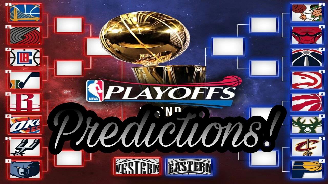 NBA Playoffs Bracket Prediction!