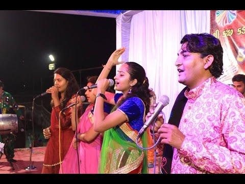Bayad Garba Dandiya Carnival With Santvani Trivedi and Bahadur Gadhvi Live part 2