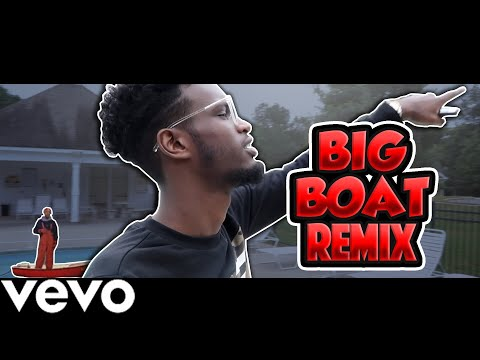DDG- BIG BOAT REMIX (DISS TRACK) THE FULL SONG