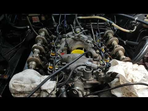 Onderhoud Mercedes-Benz w111