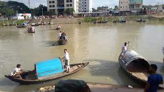 Turag river Uttara to Tongi Bazar