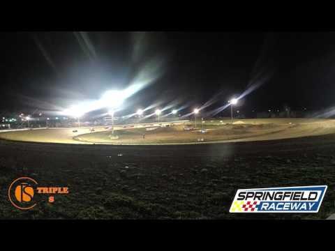 FEATURE LEGEND Springfield Raceway 4-1-2017 Don Haase