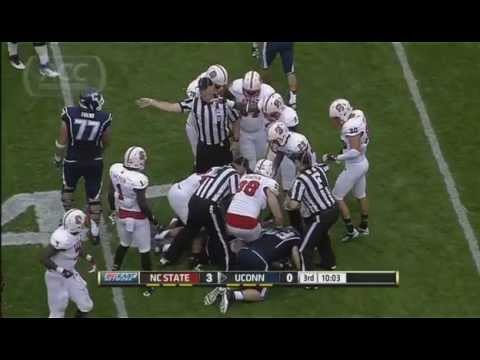 Nc State Vs Uconn Highlights 2012 Youtube