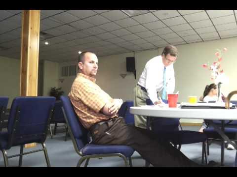 Vici Chamber Meeting - 120705 (Guest speaker Stan Ralstin)