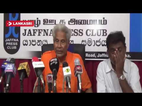 Jaffna Press meet