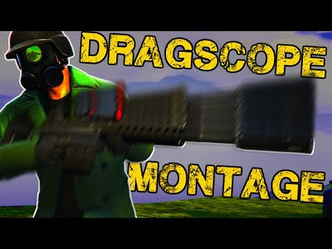 GTA 5 - DRAGSCOPE MONTAGE (SNIPING)