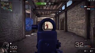 Steam上的免費第一人稱射擊遊戲!【Black Squad】