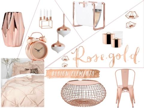 Rose Gold | Tendencia en decoración 2017 | Ideas para decorar | AVanguardia
