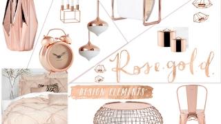 Rose Gold | Tendencia en decoración 2019 | Ideas para decorar | AVanguardia