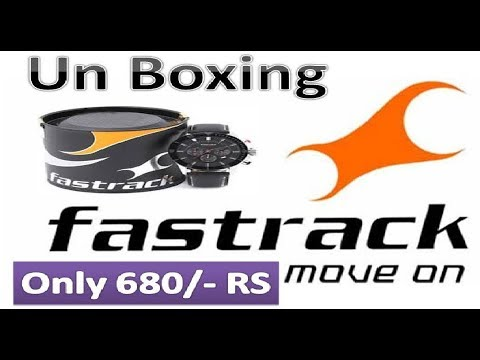 173f8f81e8 fastrack watch unboxing 3114PP02 For Men