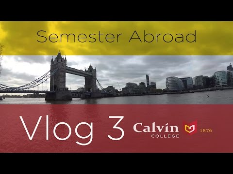 Semester Abroad VLOG #3 - Independent Travel