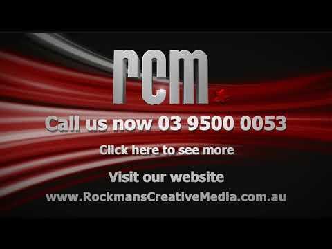Video Production Melbourne by Rockmans Creative Media