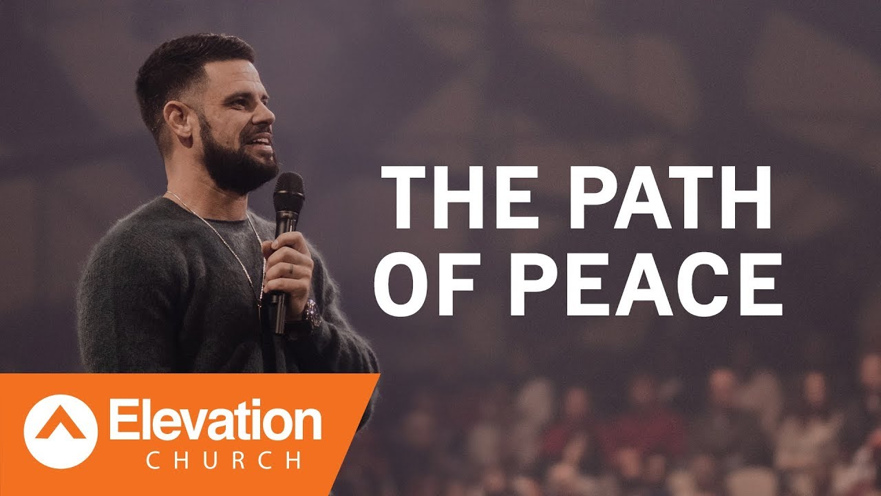 Stop waiting for it; walk in it. | Pastor Steven Furtick