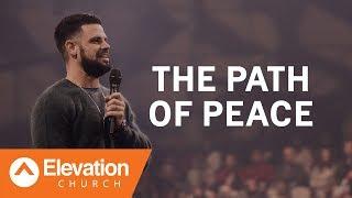 Stop waiting for it; walk in it. | Pastor Steven Furtick