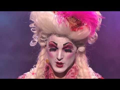 Prince Poppycock - La donna e mobile - America's Got Talent