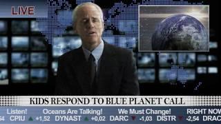 BLUE PLANET SAM LARDNER WWW.OCEANSARETALKING.ORG