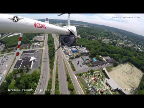 10.9 Special Flight Garret Mountain and Paterson NJ