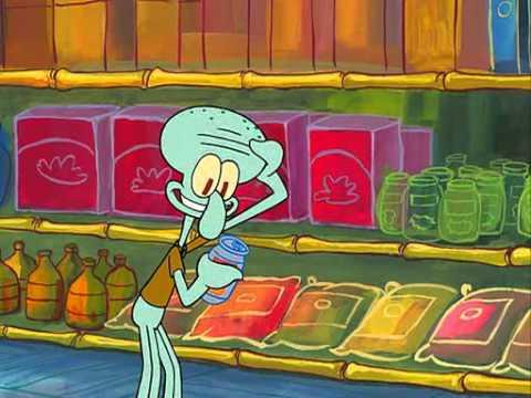 SpongeBob - Canned Bread