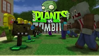 - FNAF vs Mobs Plants vs Zombies Challenge Monster School Five Nights At Freddy s
