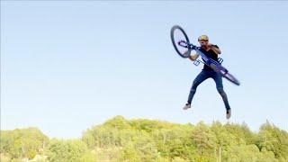 """Vierfachtrick auf dem Mountainbike: """"Als wäre mein Körper zerstört"""""""