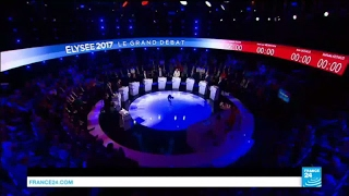 France's Second Presidential Debate  Were the smaller candidates a success?
