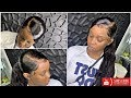 LOW FRONTAL PONYTAIL | Tinashe Hair