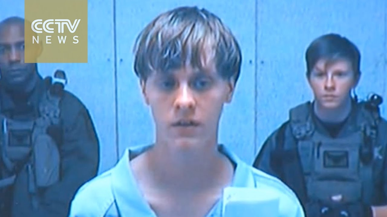 Us White Supremacist Dylann Roof Found Guilty In Mass