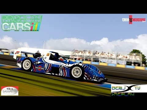 Project CARS | MCS by UNITY Motors - Radical SR3 : M3 @ Monaco