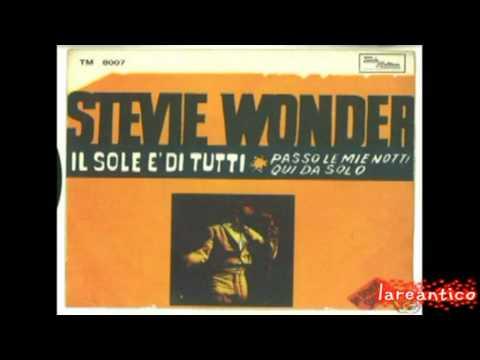 stevie wonder - il sole è di tutti