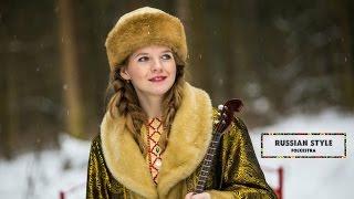 Даша Новикова / Daria Novikova. Bereza by Russian Style Folkestra