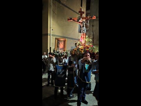 Burgio SS Crocifisso Rifesi e Madonna di garella