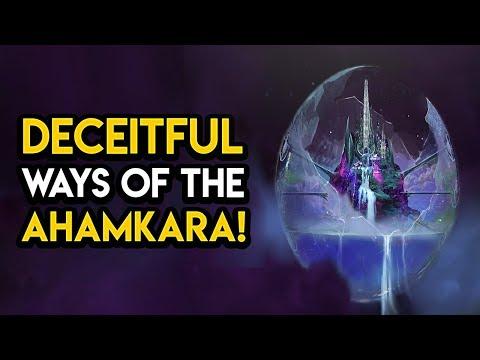 Destiny 2 - THE DECEITFUL CORRUPTION OF THE AHAMKARA! thumbnail