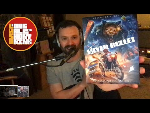 Download STEPHEN KING'S SILVER BULLET Shout! Factory Collector's Edition BluRay Review