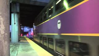 [HD] MBTA Trains Around Boston