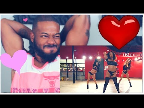 BEYONCE DANCE FOR YOU Michelle JERSEY Maniscalco Choreography REACTION